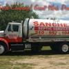 Sanchez septic services