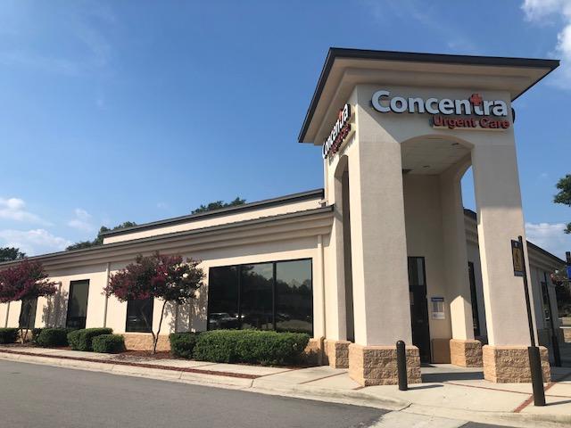 Concentra Urgent Care 1702 Owen Dr, Fayetteville, NC 28304