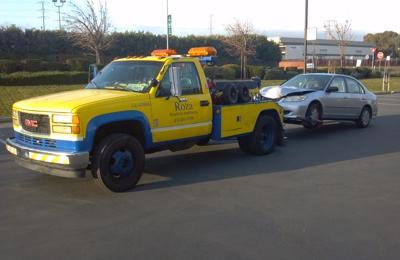 Roza Roadside Assistance - Alameda, CA