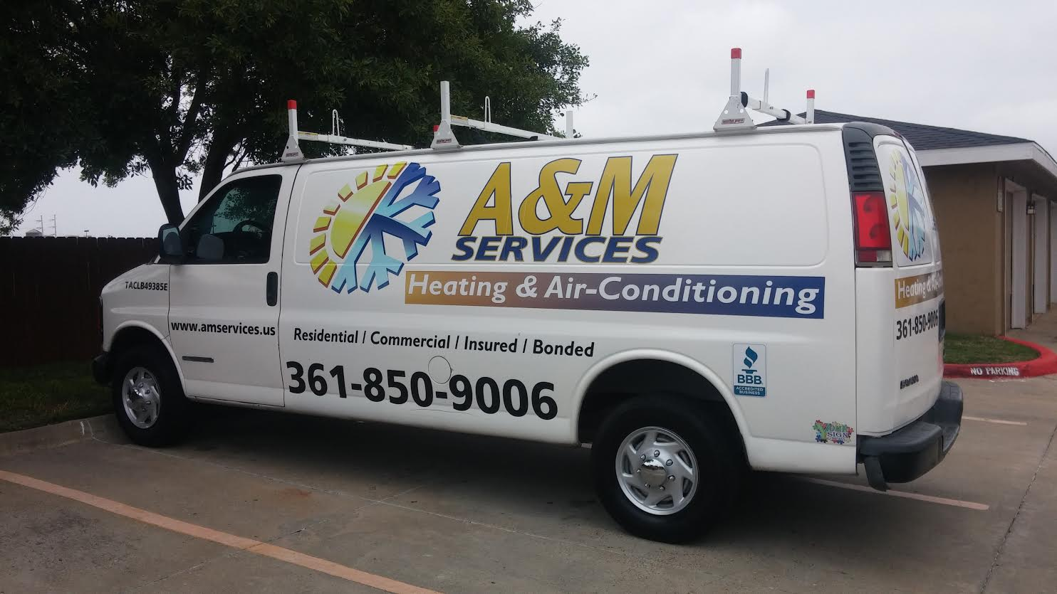 A Amp M Air Conditioning Services 7437 Lake Superior Dr