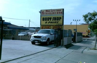 Ming Auto Shop - Garden Grove, CA