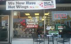 Mac and Jenny's Pizza