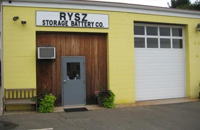 Rysz Storage Battery Co - Norwalk, CT