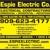 Espie Electric Co.