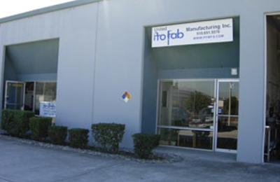 United PRO Fab Manufacturing - Fremont, CA