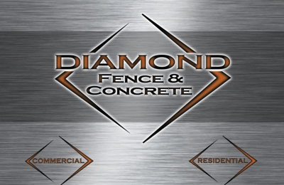 Diamond Fence & Concrete Inc - Fort Worth, TX. Diamond Fence & Concrete