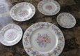 Craigslist.com. Beautiful partial set of Springtime china made in New York for sale make offer.