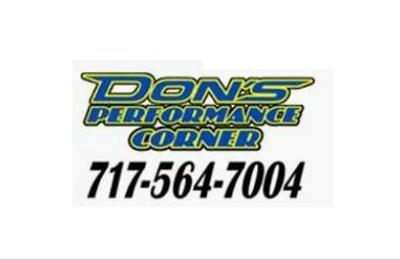 Don's Performance Corner, Inc. - Harrisburg, PA