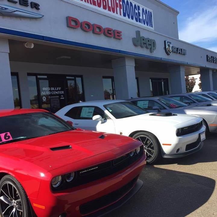 Red Bluff Dodge >> Red Bluff Dodge Chrysler Jeep Ram 545 Adobe Rd Red Bluff