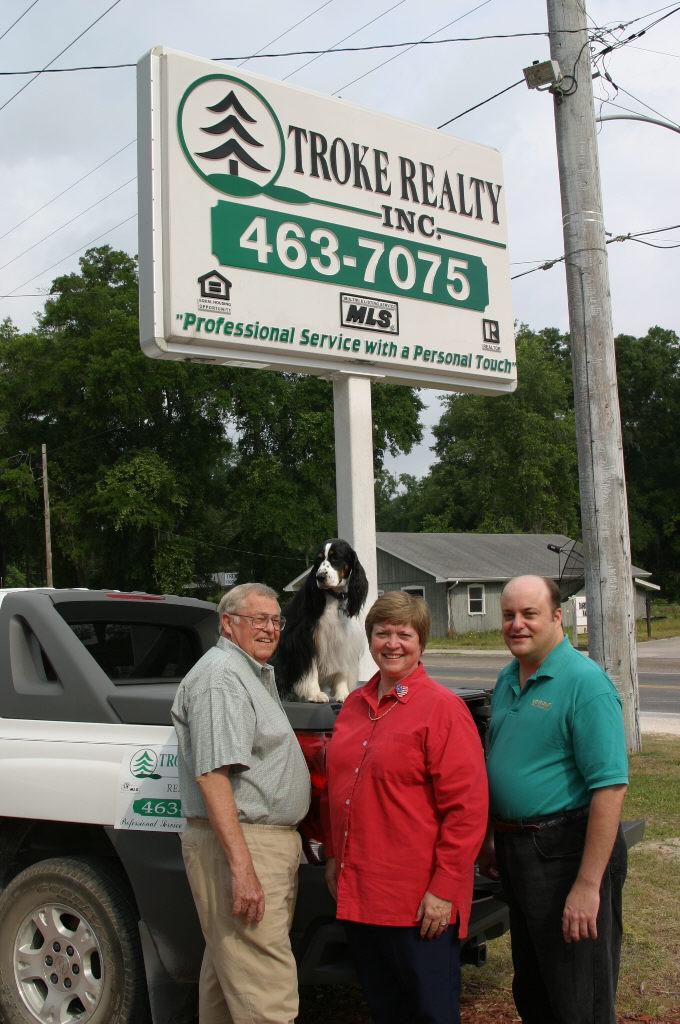 Troke Realty Inc 730 E Wade St Trenton Fl 32693 Yp Com