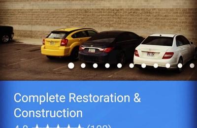 Complete Restoration - Lindon, UT