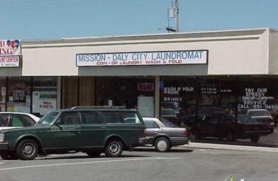 Mission-Daly City Laundromat - Daly City, CA