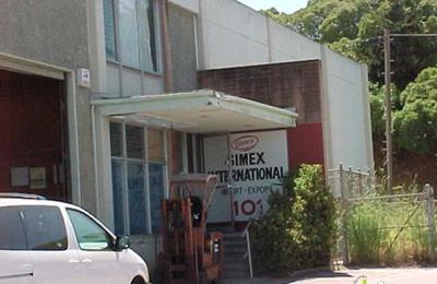 Simex International - South San Francisco, CA