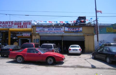 Mustang Used Parts >> New Mustang Used Auto Parts 12754 Willets Point Blvd Corona Ny