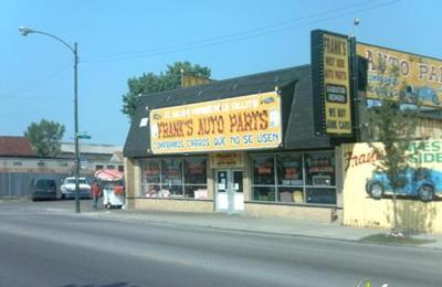 Frank's West Side Auto Parts Inc