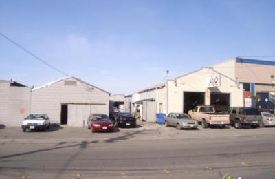 Burkhardt Mfg Co - South San Francisco, CA