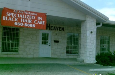Shear Heaven Hair Studio - San Antonio, TX