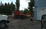 Driveways and site work
