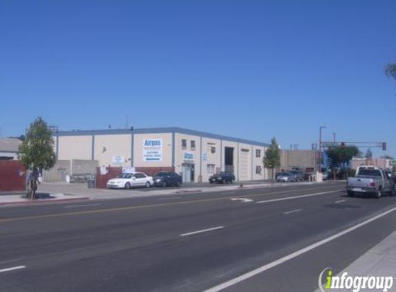 Alliance Gas Products - San Carlos, CA