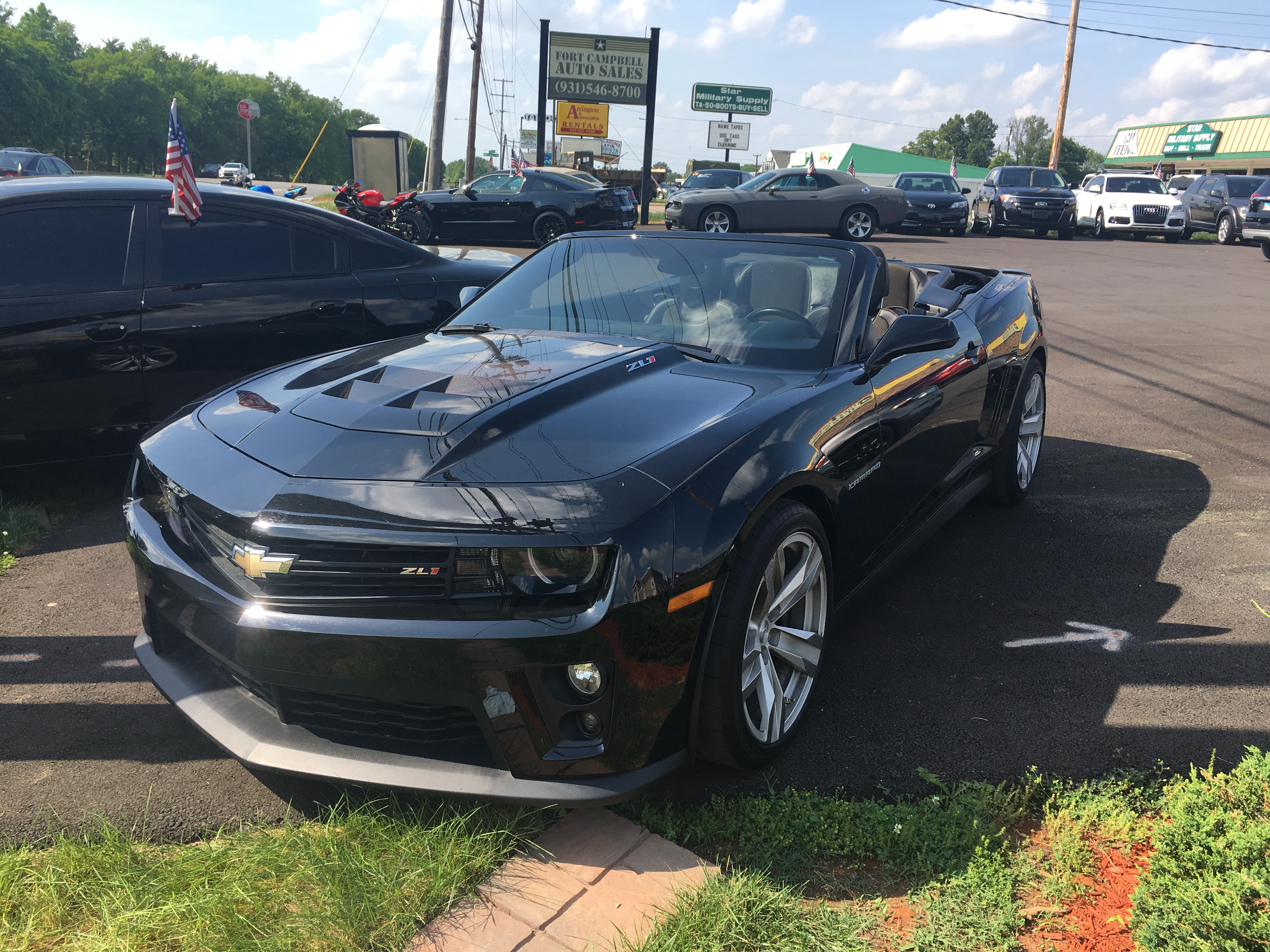 Fort Campbell Auto Sales 2771 Fort Campbell Blvd Clarksville TN