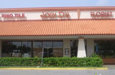 Joey D S Italian Restaurant Bar 2356 Immokalee Rd Naples