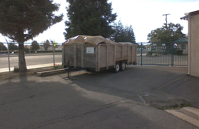 Budget Self Storage   Turlock, CA. This Hasnt Been Dumped Since The New  Manager