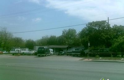 Milagritos Mechanic Shop - San Antonio, TX