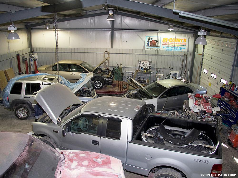 Auto Body Shops >> Go Getta Auto Body Shop 2600 Martin Luther King Jr Way