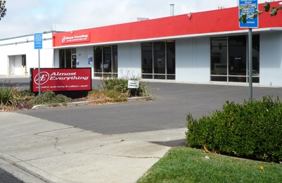 Almost Everything Auto Body Repair & Paint - Fremont, CA