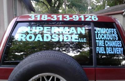 Superman Roadside LLC - Shreveport, LA
