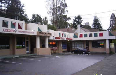 High Tech Burrito - San Rafael, CA