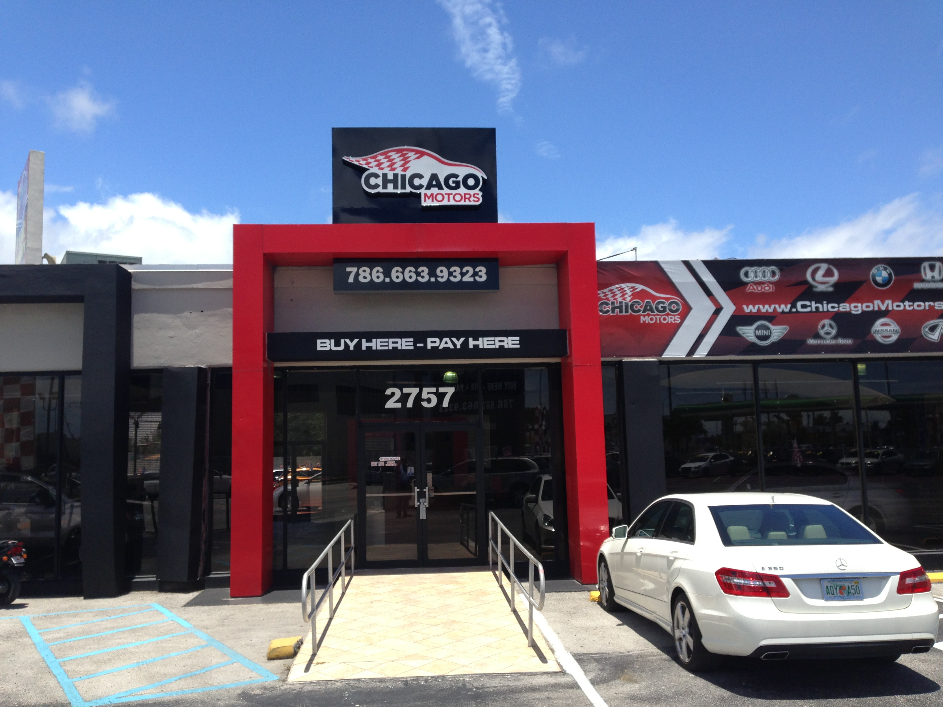 Buy Here Pay Here Miami >> Chicago Motors 2757 Nw 36th St Miami Fl 33142 Yp Com