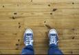 Giant Don's Flooring America - Anchorage, AK. Wood Flooring