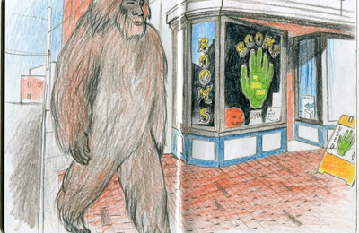 Green Hand Bookshop - Portland, ME