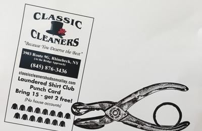 Classic Cleaners - Rhinebeck, NY