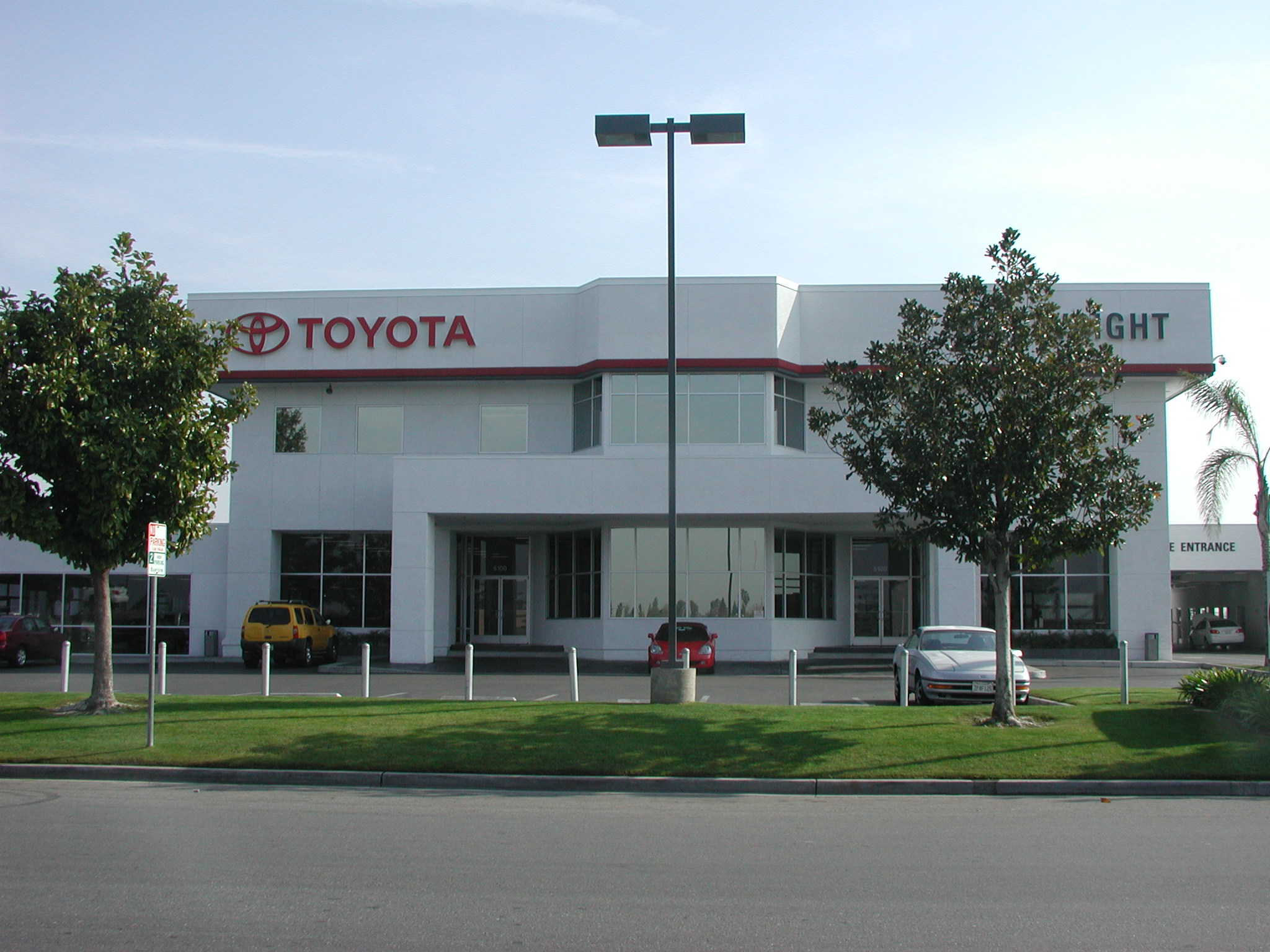 Bill Wright Toyota 5100 Gasoline Alley Dr Bakersfield Ca 93313 Yp
