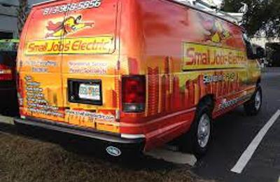 Small Jobs Electric Inc - Tampa, FL