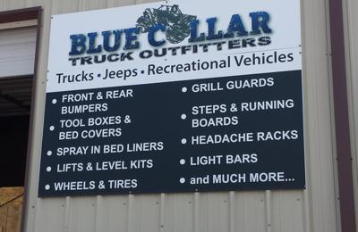 Blue Collar Truck Outfitters - New Braunfels, TX