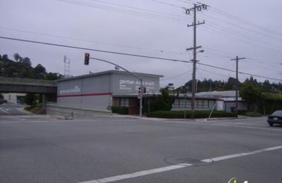 German Auto Kraft Inc. - Belmont, CA