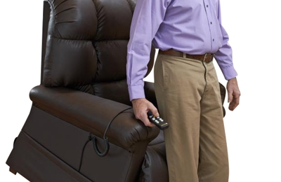 Aamcare Inc - Burbank, CA. seat lift chair recliners pride golden 2-motor infinity position relaxer maxicomfort and cloud