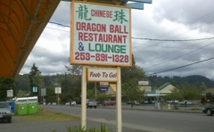 Dragon Ball Restaurant