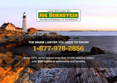 Joe Bornstein Law Office - Portland, ME