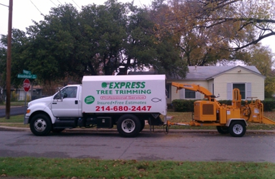 Express Tree Trimming - Dallas, TX
