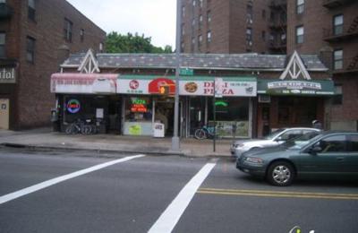 Chicken Super Crazy Deli Pizza - Jackson Heights, NY