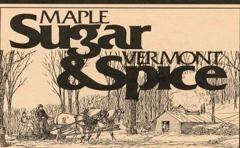 Maple Sugar & Vermont Spice