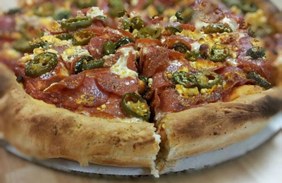 Jo's Famous Pizza - Edmond, OK