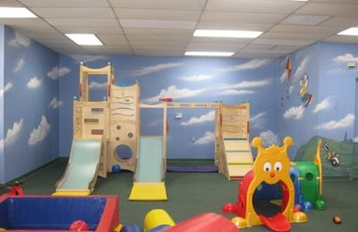La La Land Indoor Playground - Burbank, CA. The play area