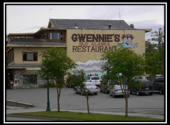 Gwennies Old Alaska Restaurant - Anchorage, AK