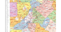 Zip Code Map Marietta Ga.Aero Surveys Of Ga Inc Servicing Georgia Marietta Ga 30060 Yp Com