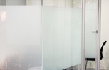 Frame less Glass Wall